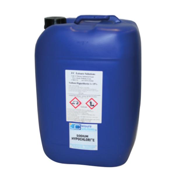 Sodium Hypochlorite bottle